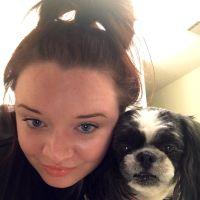 dog walker Katlyn