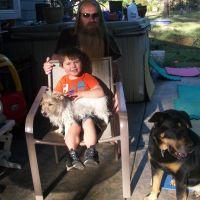 house sitter Aron