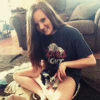 pet sitter Calli