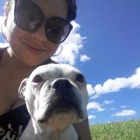 dog walker Lupita