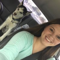 pet sitter Kymberly