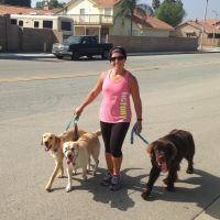 pet sitter Heather