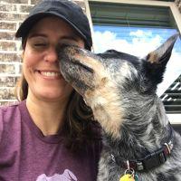 dog walker Carolina