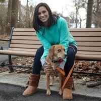 dog walker Carlee