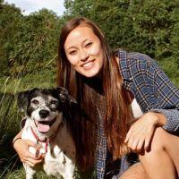 dog walker Aiyana