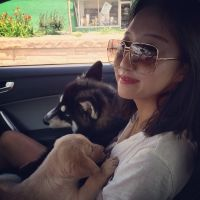 dog walker Jia