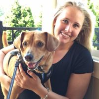 dog walker Kelsey