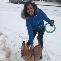 dog walker Nirosha
