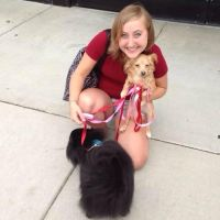 pet sitter Tiffany