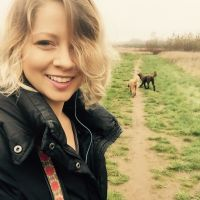 dog walker Julie