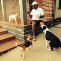Michele & Henry Parks Altadena dog boarding & pet sitting