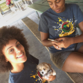 Tyla USF Sitter dog boarding & pet sitting