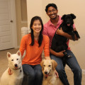 Grace & Ishan's Puppy Paradise dog boarding & pet sitting