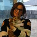 Laura at Lackland dog boarding & pet sitting