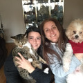 Jen & Fran's Pawfect Pet Palace dog boarding & pet sitting