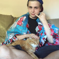 Cavan Thomas, West Chicago dog boarding & pet sitting