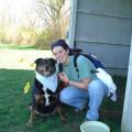 Fenced Yard off Sligo Creek Parkway dog boarding & pet sitting