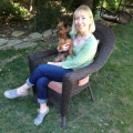 Safe and Loving Home for Small Dogs dog boarding & pet sitting