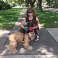 Angie and Jack's Pet Care dog boarding & pet sitting