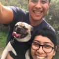 Jazzy & Rob Love Pups dog boarding & pet sitting