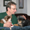 Rick & Mary's dog services dog boarding & pet sitting