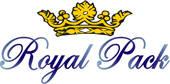 Royal Pack logo vacuum bags and rolls