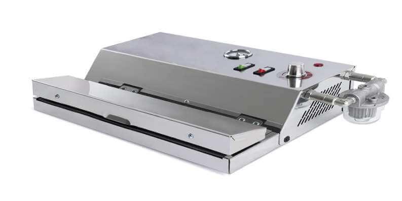 Macchina sottovuoto Professional 40 inox con filtro protezione liquidi 9714NF
