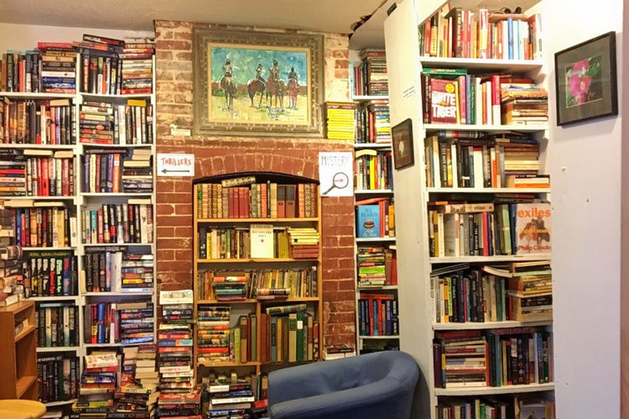 o Baltimores 5 Best Bookstores To Visit Now