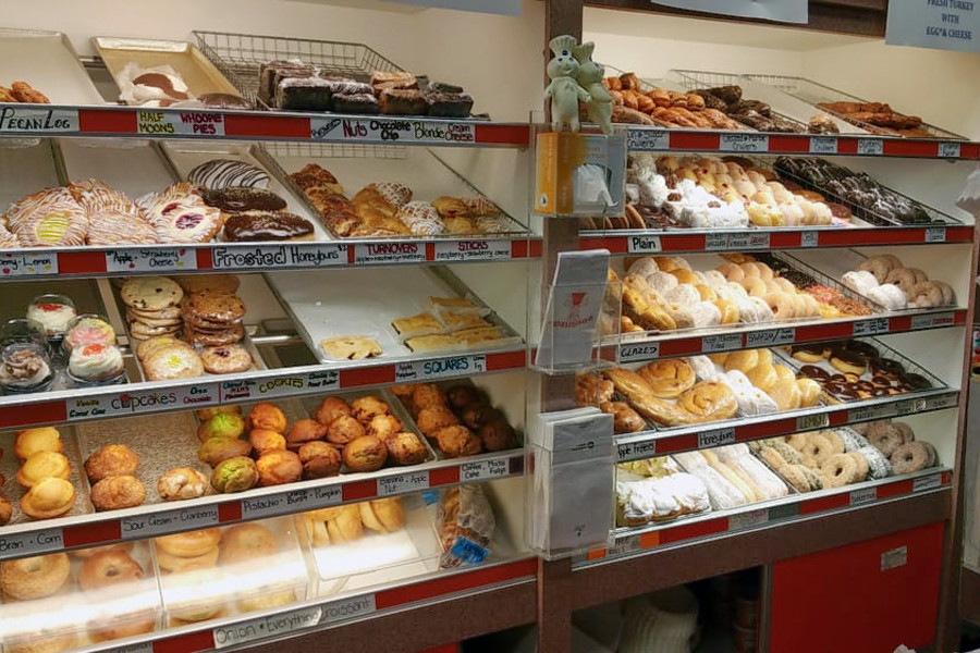 o Bostons 4 Favorite Spots For Donuts