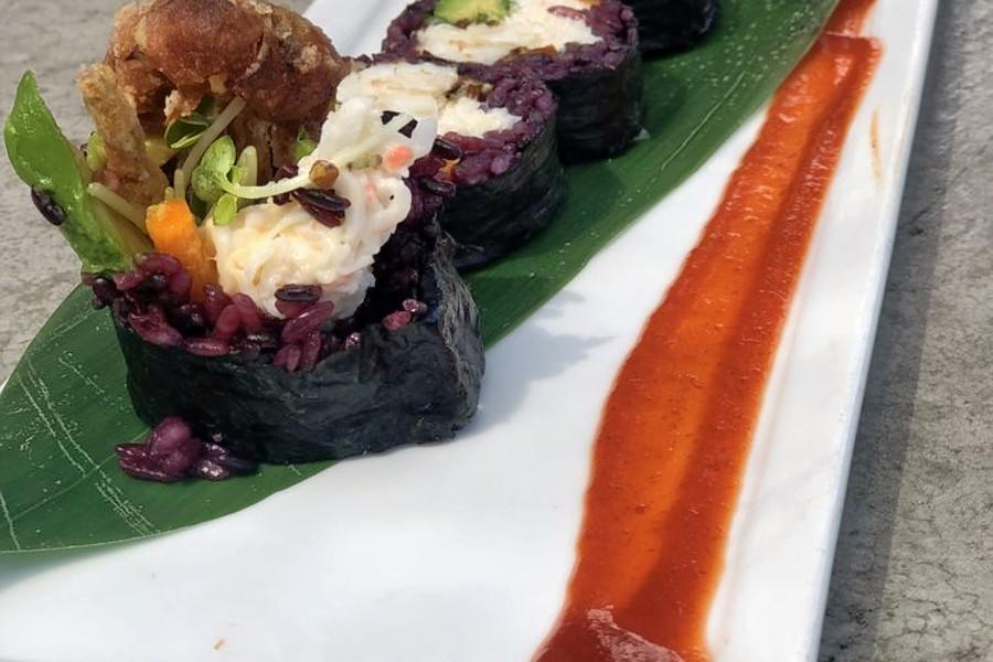 Ten Sushi Newport Beach
