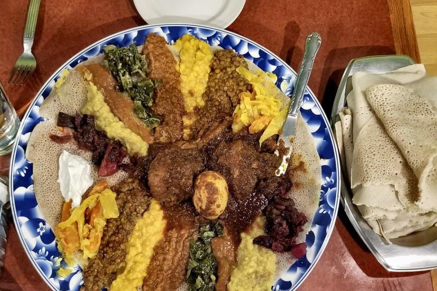 o Top Ethiopian Spots In Philadelphia