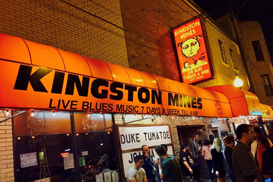 o The 5 Best Jazz And Blues Spots In Chicago, Ranked