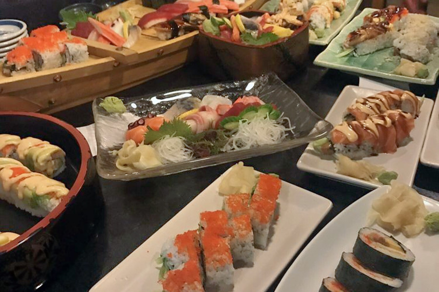 Craving Sushi Here Are Oklahoma City S Top 5 Options Learn more about the beloved landry's seafood and find a menu, hours, location, and more information here. craving sushi here are oklahoma city s