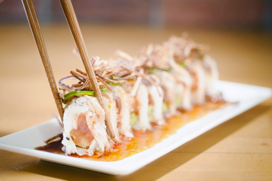 o OnA Roll: Check Out The Top 5 Spots For Sushi In Santa Ana