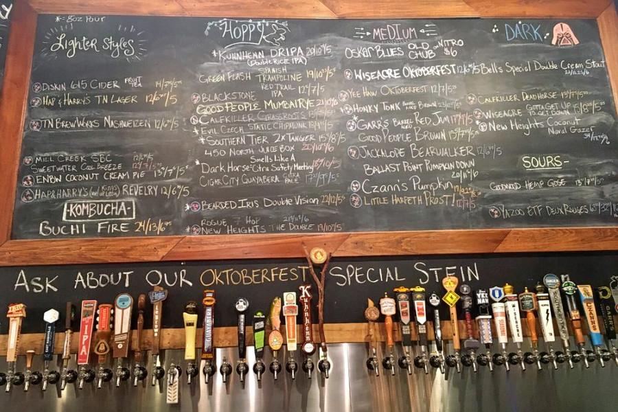 Nashville S Top 5 Beer Bars Ranked Hoodline