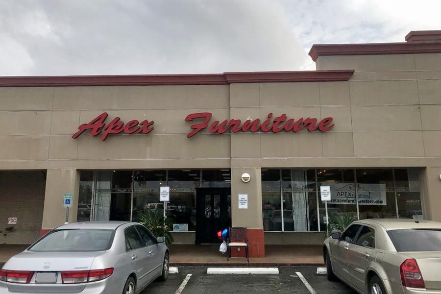Photo: Apex Furniture Store/Yelp