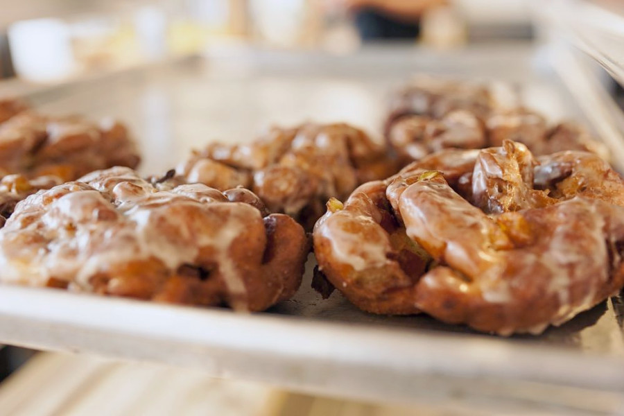 o Sweet Treats: Check Out The Top 5 Doughnut Shops In Seattle