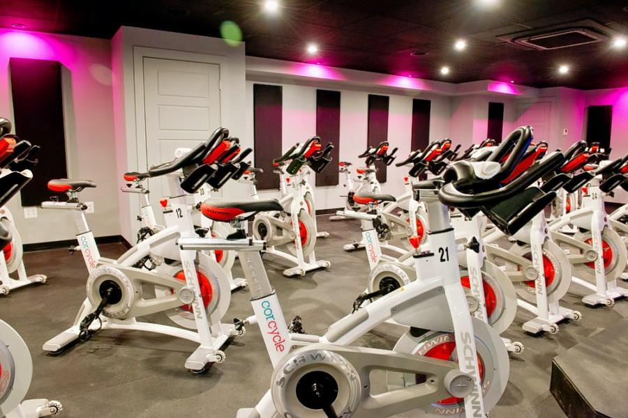 o Baltimores Top Gyms