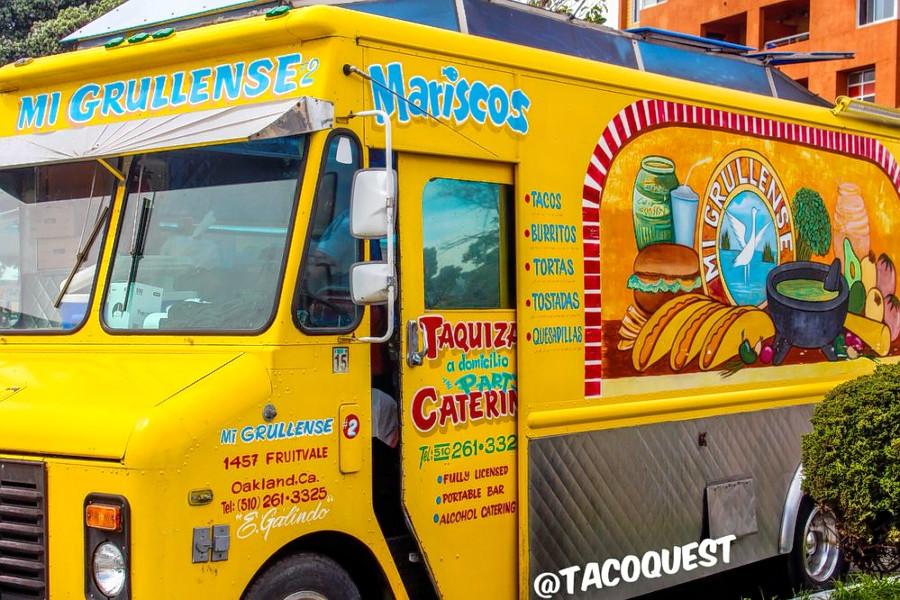 Friday Oakland Food Trucks
