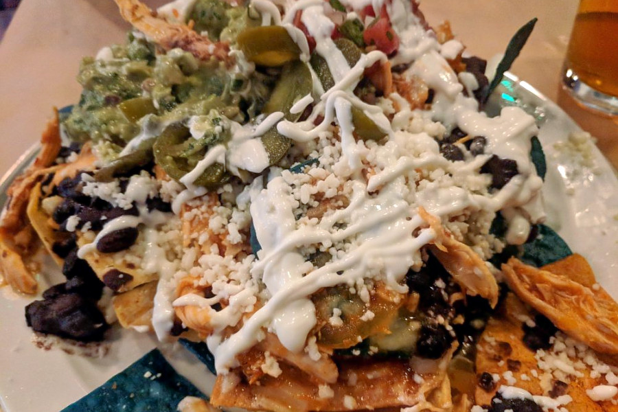 Mexican Food Village Blvd