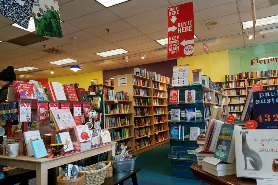 o Book Lovers Delight: The Best Bookstores In Cambridge