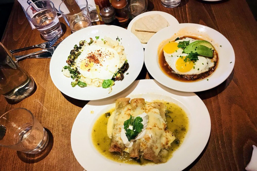 o The Five Top Rated Diners In Chicago
