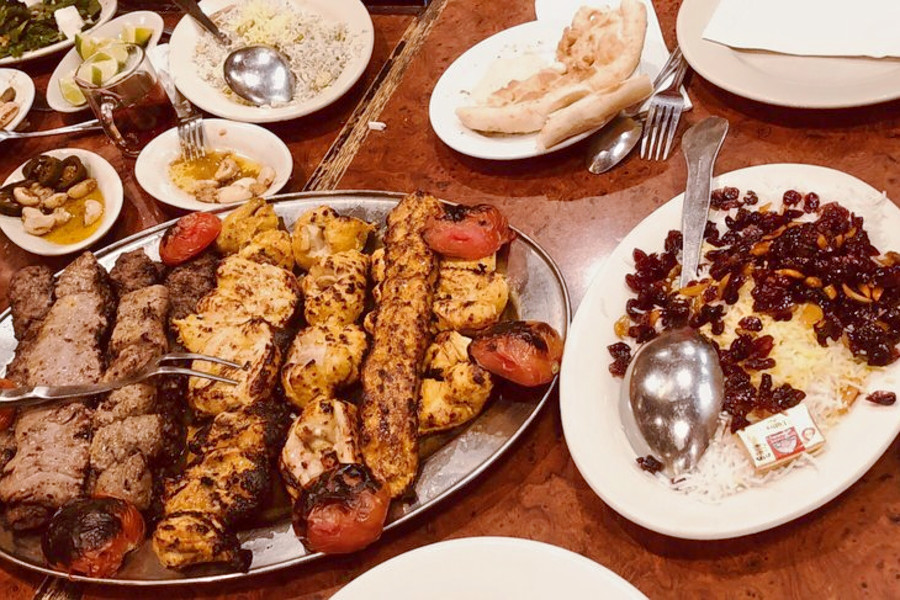 Here Are Houston S Top 6 Persian Iranian Spots