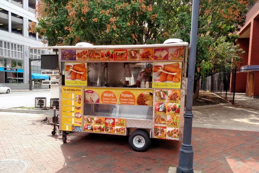 Street Eats The Top 5 Food Trucks And Carts In Baltimore Cbs