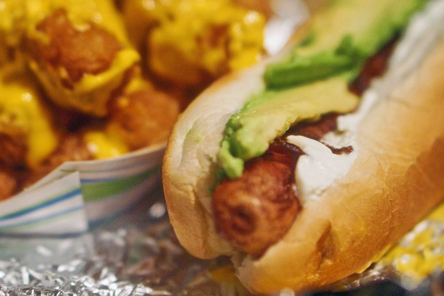 Hot Dogs in New York City 2