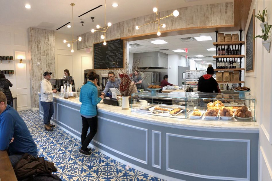 o 3 New Washington, DC Bakeries