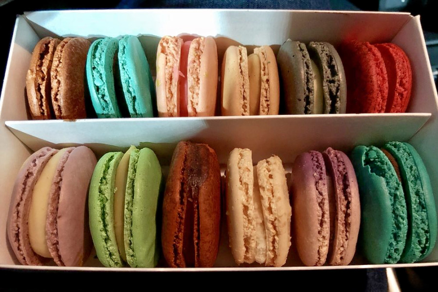 5832e8e2d88 San Jose s 3 newest bakeries for macarons