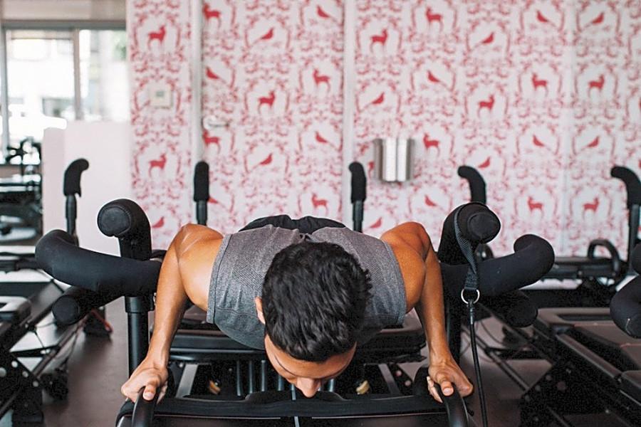 Get moving at Los Angeles' top Pilates studios