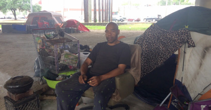 It's Close To Impossible to Be Homeless In Houston Without Breaking The Law