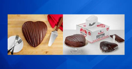 Portillo's offering heart-shaped chocolate cake for Mother's Day